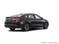 2018 Ford Fusion Hybrid TITANIUM | Photo 2 | Shadow Blakc
