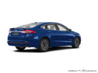 2018 Ford Fusion Hybrid TITANIUM | Photo 2 | Lightning Blue
