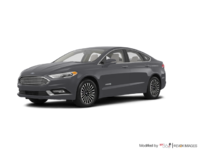 2018 Ford Fusion Hybrid TITANIUM | Photo 3 | Magnetic