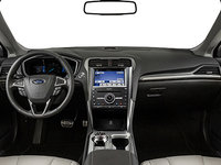 2018 Ford Fusion Hybrid TITANIUM | Photo 3 | Medium Soft Ceramic Leather