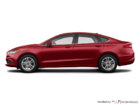 2018 Ford Fusion S | Photo 1 | Ruby Red