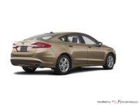 2018 Ford Fusion S | Photo 2 | White Gold