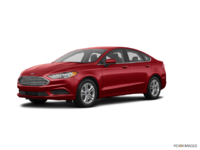 2018 Ford Fusion SE | Photo 3 | Ruby Red