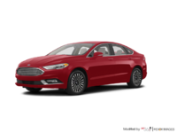 2018 Ford Fusion TITANIUM | Photo 3 | Ruby Red