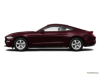 2018 Ford Mustang EcoBoost Fastback | Photo 1 | Royal Crimson Metallic Tinted Clearcoat