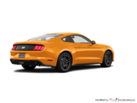 2018 Ford Mustang GT Fastback | Photo 2 | Orange Fury Metallic Tri-Coat