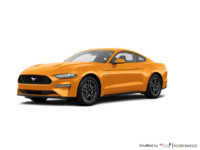 2018 Ford Mustang GT Fastback | Photo 3 | Orange Fury Metallic Tri-Coat