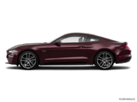 2018 Ford Mustang GT Premium Fastback | Photo 1 | Royal Crimson Metallic Tinted Clearcoat