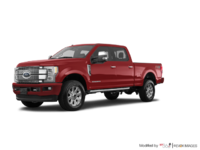 2018 Ford Super Duty F-350 PLATINUM | Photo 3 | Ruby Red