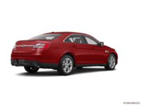 2018 Ford Taurus SEL | Photo 2 | Ruby Red Metallic Tinted Clearcoat