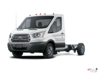 2018 Ford Transit CC-CA CHASSIS CAB | Photo 3 | Oxford White