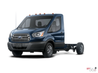 2018 Ford Transit CC-CA CHASSIS CAB | Photo 3 | Blue Jeans Metallic