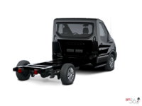 2018 Ford Transit CC-CA CHASSIS CAB | Photo 2 | Shadow Black