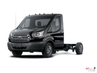2018 Ford Transit CC-CA CHASSIS CAB | Photo 3 | Shadow Black