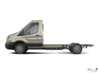 2018 Ford Transit CC-CA CHASSIS CAB | Photo 1 | White Gold Metallic