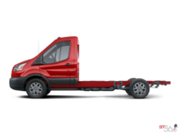 2018 Ford Transit CC-CA CHASSIS CAB | Photo 1 | Race Red