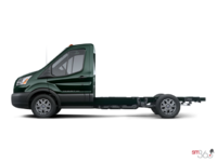 2018 Ford Transit CC-CA CHASSIS CAB | Photo 1 | Green Gem Metallic