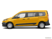 2018 Ford Transit Connect XL WAGON | Photo 1 | School Bus Yellow