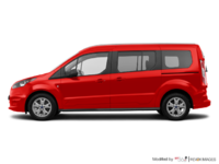 2018 Ford Transit Connect XLT WAGON | Photo 1 | Race Red