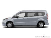 2018 Ford Transit Connect XLT WAGON | Photo 1 | Silver Metallic