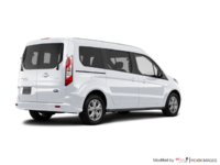 2018 Ford Transit Connect XLT WAGON | Photo 2 | Frozen White