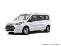 2018 Ford Transit Connect XLT WAGON | Photo 3 | Frozen White