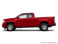 2018 GMC Canyon SLE | Photo 1 | Cardinal Red