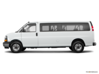 2018 GMC Savana 3500 PASSENGER LT | Photo 1 | Summit White