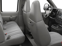 2018 GMC Savana 3500 PASSENGER LT | Photo 1 | Medium Pewter Cloth(93G-AS5)