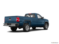 2018 GMC Sierra 1500 BASE | Photo 2 | Stone Blue Metallic