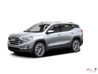 2018 GMC Terrain SLT | Photo 3 | Satin steel metallic