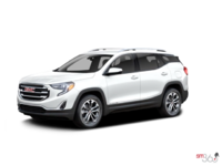 2018 GMC Terrain SLT | Photo 3 | Summit White