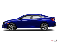 2018 Honda Civic Sedan SI | Photo 1 | Aegean Blue Metallic