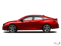 2018 Honda Civic Sedan SI | Photo 1 | Rallye Red