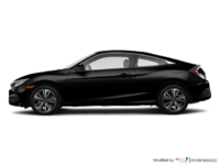 2018 Honda Civic Coupe EX-T | Photo 1 | Crystal Black Pearl