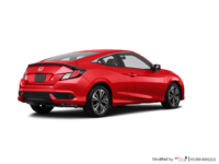 2018 Honda Civic Coupe EX-T | Photo 2 | Rallye Red