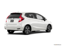 2018 Honda Fit EX-L NAVI | Photo 2 | White Orchid Pearl