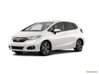2018 Honda Fit EX-L NAVI | Photo 3 | White Orchid Pearl