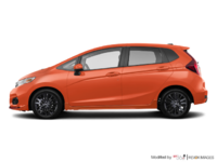 2018 Honda Fit SPORT SENSING | Photo 1 | Orange Fury