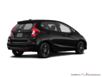 2018 Honda Fit SPORT SENSING | Photo 2 | Crystal Black Pearl