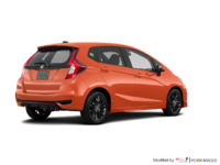 2018 Honda Fit SPORT | Photo 2 | Orange Fury