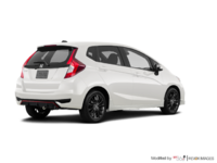 2018 Honda Fit SPORT | Photo 2 | White Orchid Pearl