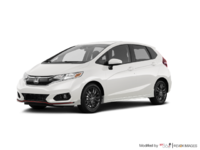 2018 Honda Fit SPORT | Photo 3 | White Orchid Pearl
