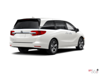 2018 Honda Odyssey EX-L NAVI | Photo 2 | White Diamond Pearl