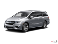 2018 Honda Odyssey EX-L RES | Photo 3 | Lunar Silver Metallic