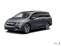 2018 Honda Odyssey EX-L RES | Photo 3 | Modern Steel Metallic