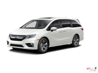 2018 Honda Odyssey EX-L RES | Photo 3 | White Diamond Pearl