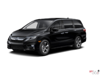 2018 Honda Odyssey EX-L RES | Photo 3 | Crystal Black Pearl