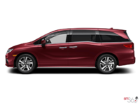 2018 Honda Odyssey TOURING | Photo 1 | Deep Scarlet Pearl
