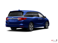 2018 Honda Odyssey TOURING | Photo 2 | Obsidian Blue Pearl